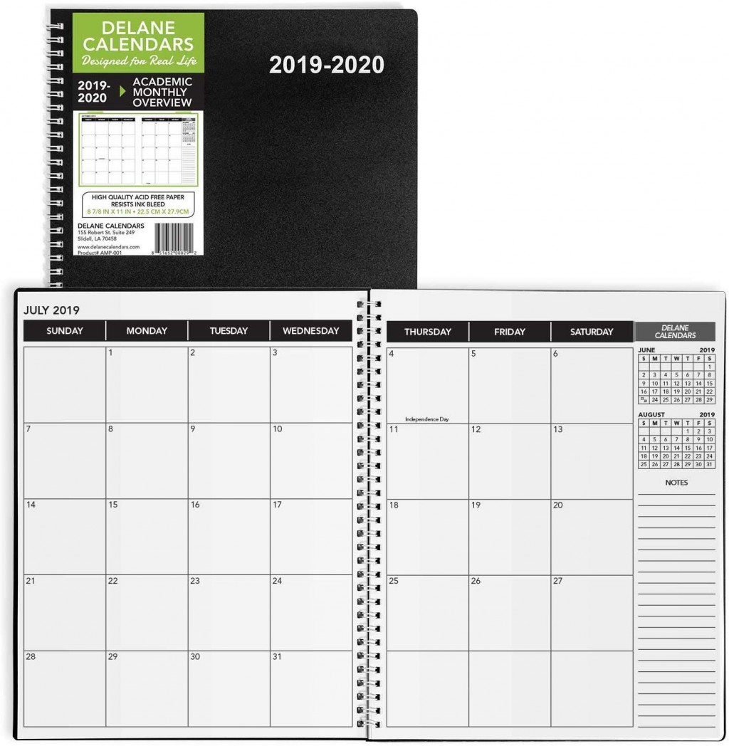 13 Best Appointment Books And Hourly Planners For 2020
