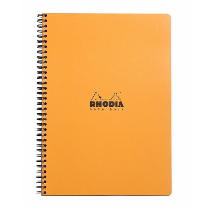 Exaclair Rhodia Graph Notebook