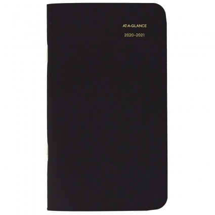AT-A-GLANCE 2020-2021 Monthly Planner