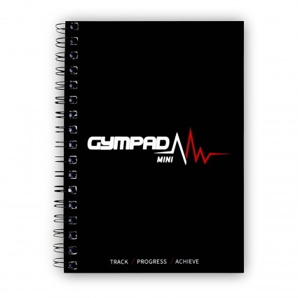 GymPad Workout Journal & Fitness Book