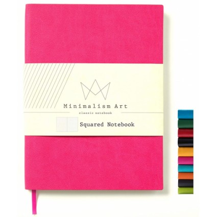 Minimalism Art Notebook