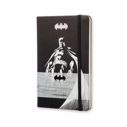 Moleskine Batman Limited Edition Notebook