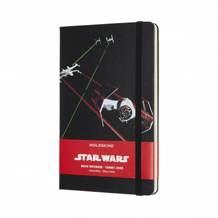 Moleskine Star Wars edition