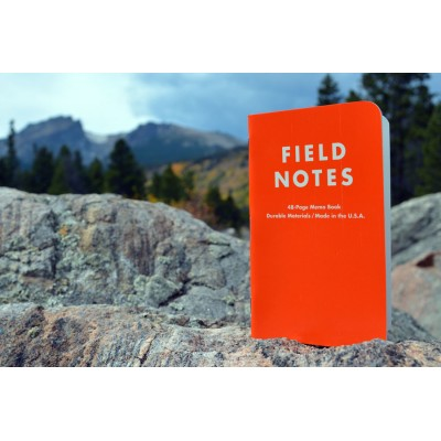 Field Notes Expedition 1
