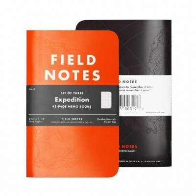 Field Notes Expedition 3