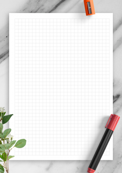 Printable 5mm Graph Paper Printable PDF Download