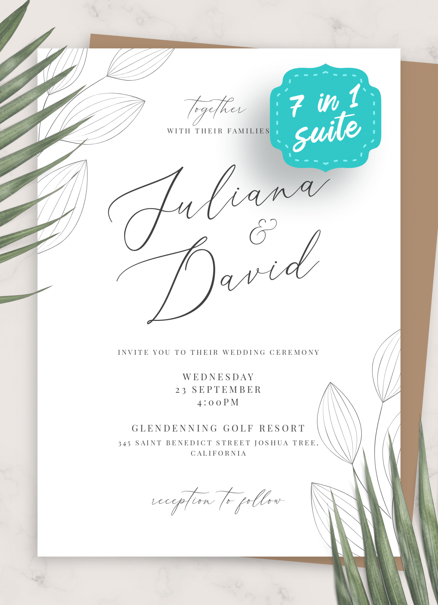 Details Card Wedding Invites Wedding Set Wedding Invitation Suite RSVP Card Wedding Invitation Template Download Printable Minimalist