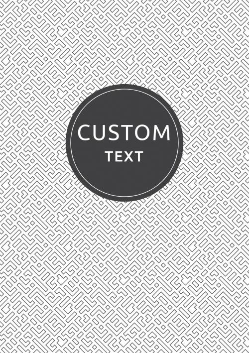 Binder Cover Templates Customize Download Pdf