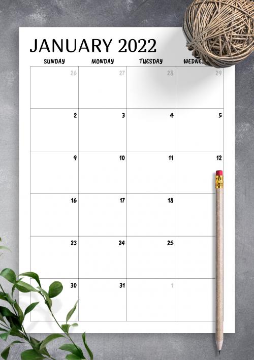 Free Printable Planner 2020 Pdf.Printable Calendars Download Pdf