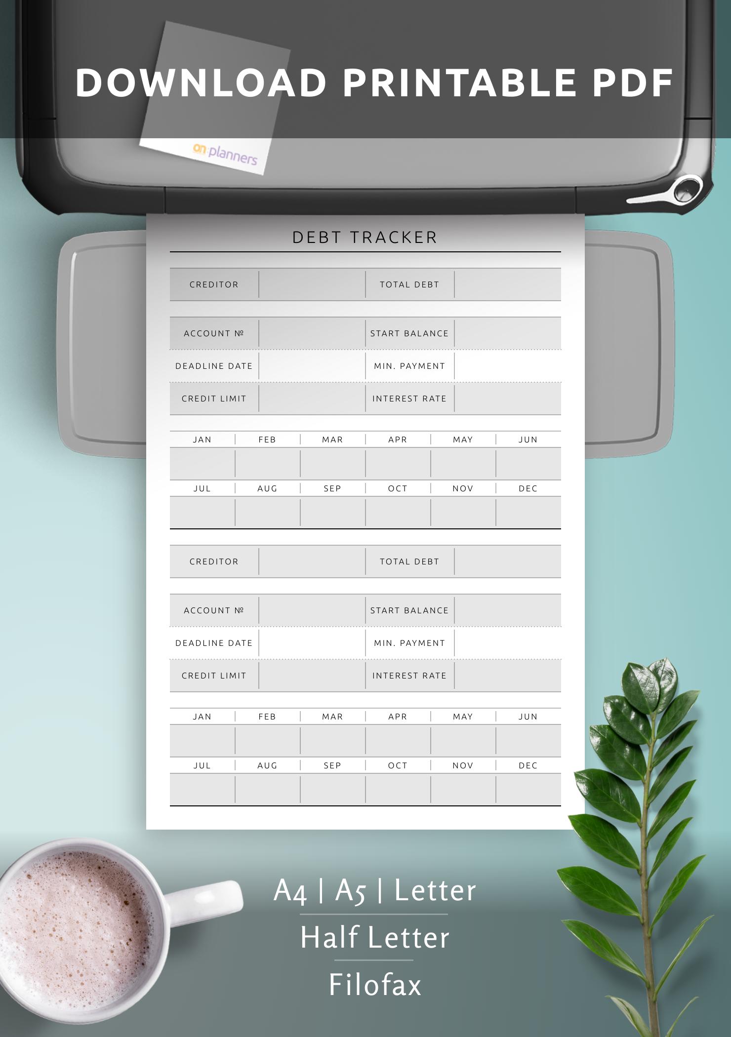 Debt 101 PDF Free Download